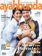 Ayahbunda Magazine Cover ED 03 March 2019