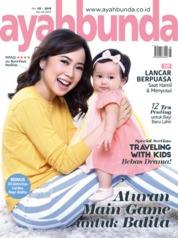 Ayahbunda Magazine Cover ED 05 May 2019