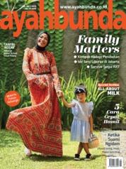 Ayahbunda Magazine Cover