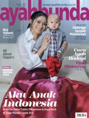 Ayahbunda Magazine Cover ED 08 August 2019
