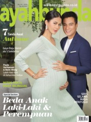 Ayahbunda Magazine Cover ED 10 October 2019