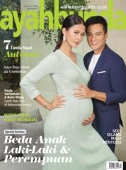 Cover Majalah ayahbunda ED 10 Oktober 2019