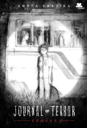 Cover Journal of Terror -kembar- oleh Sweta Kartika