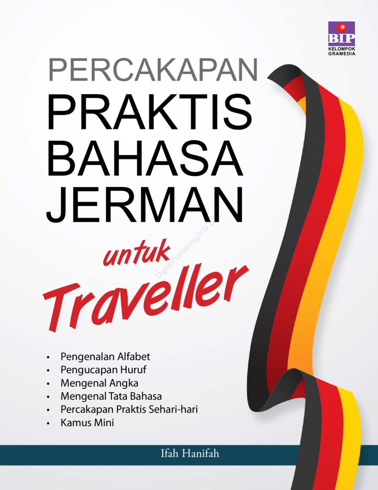 Percakapan Praktis Bahasa Jerman untuk Traveller by Ifah Hanifah Digital Book