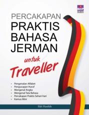 Percakapan Praktis Bahasa Jerman untuk Traveller by Ifah Hanifah Cover