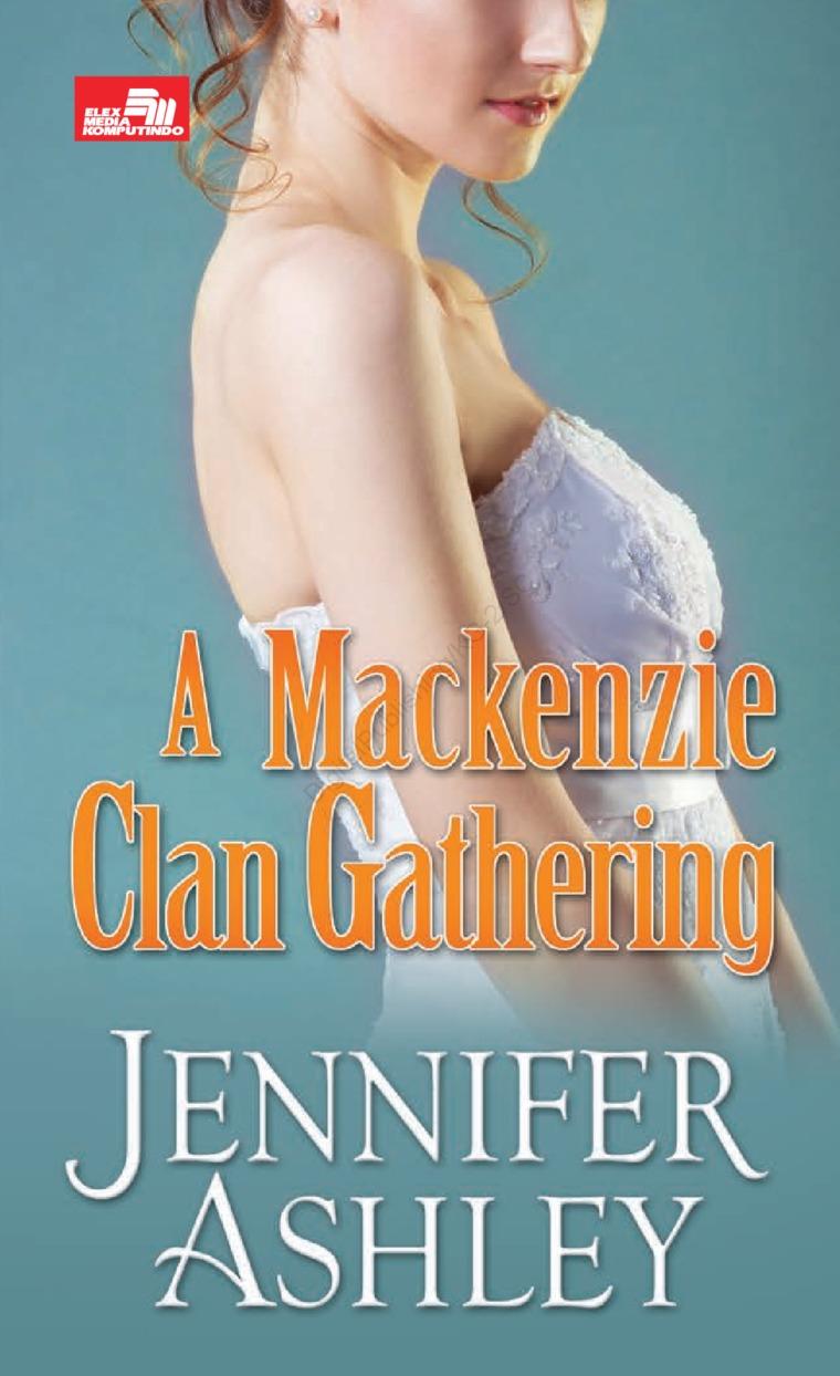 HR: A Mackenzie Clan Gathering by Jennifer Ashley Digital Book