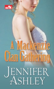 Cover HR: A Mackenzie Clan Gathering oleh Jennifer Ashley
