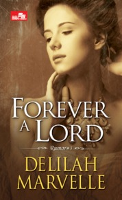 Cover HR: Forever a Lord oleh Delilah Marvelle