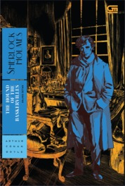 Anjing Setan (The Hound of the Baskervilles) *Hard Cover by Sir Arthur Conan Doyle Cover