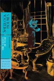 Lembah Ketakutan (The Valley of Fear) *Hard Cover by Sir Arthur Conan Doyle Cover