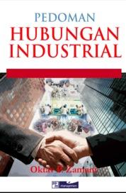 Cover Pedoman Hubungan Industrial oleh Oktav P. zamani