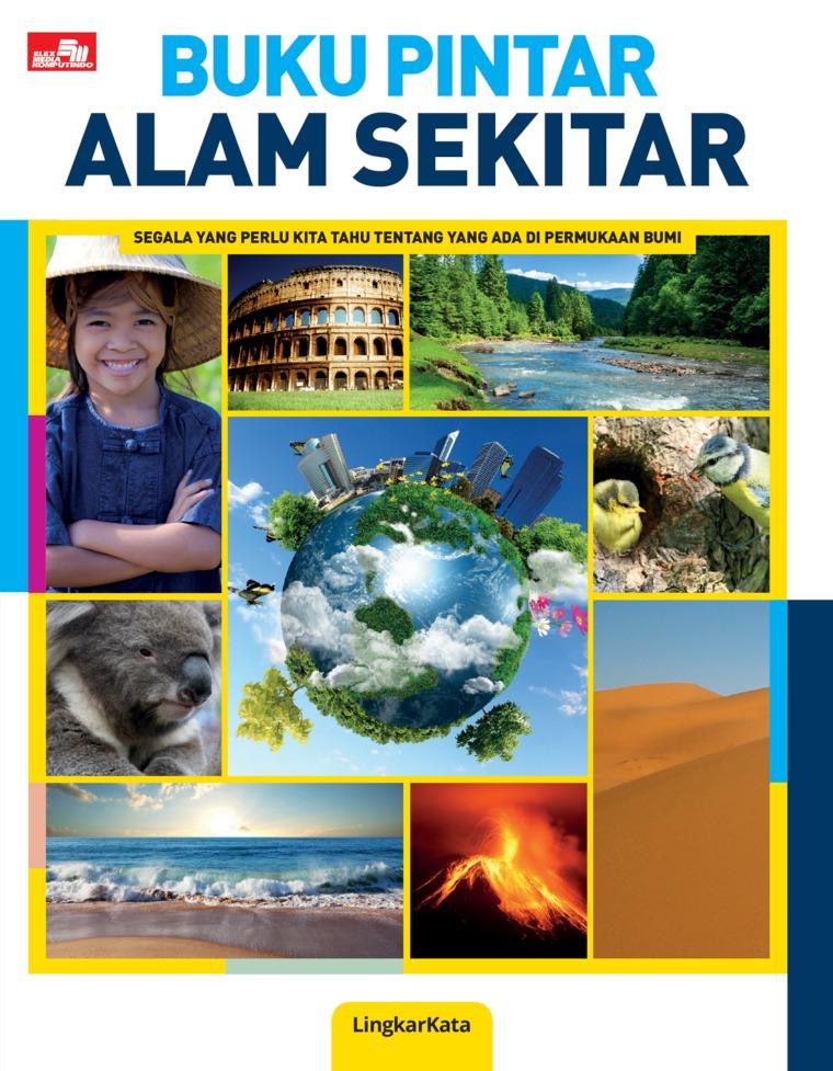 Buku Digital buku pintar alam sekitar oleh Jumanta