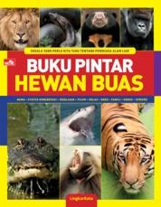 Cover buku pintar hewan buas oleh Jumanta