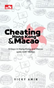 Cheating Hong Kong & Macao by Rifky Ramadhan Amin Cover
