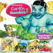 Cover Kumpulan Cerita Nusantara 1 oleh Rifqi Aji