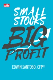 Cover Small Stock Big Profit oleh Edwin Santoso, S.E., CFP
