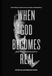 When God Becomes Real by Brian Johnson Cover