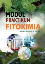 Cover Modul Praktikum Fitokimia oleh Mhd. Riza Marjoni