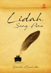 Lidah Sang Pena by Dindin Awaludin Cover