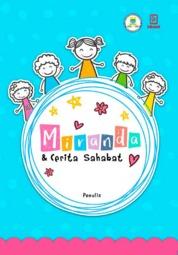 Cover Miranda dan Cerita Sahabat oleh Penulis Cilik Dispusip