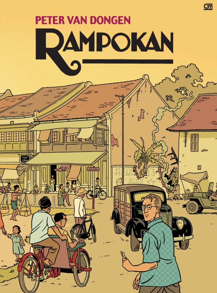 Buku Digital Rampokan Jawa & Selebes oleh Peter Van Dongen