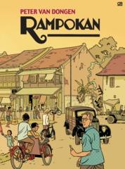 Rampokan Jawa & Selebes by Peter Van Dongen Cover