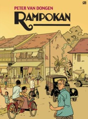 Cover Rampokan Jawa & Selebes oleh Peter Van Dongen