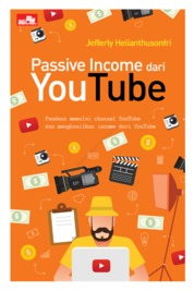 Passive Income dari YouTube by Jefferly Helianthusonfri Cover