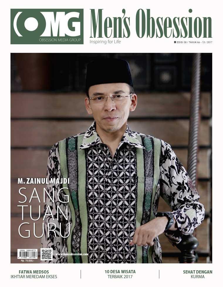 Men's Obsession Digital Magazine June 2017