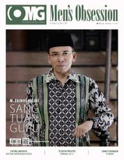 Cover Majalah Men's Obsession Juni 2017