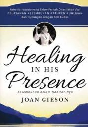 Cover Healing in His Presence oleh Joan Gieson