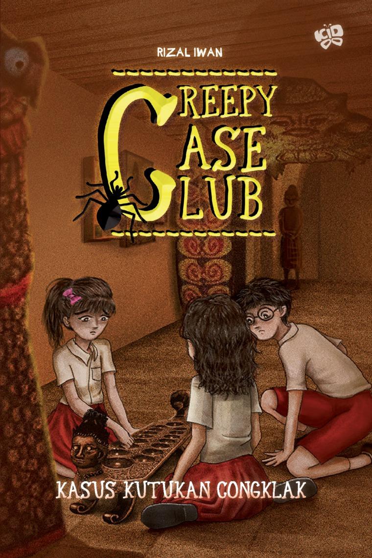 Creepy Case Club 3: Kasus Kutukan Congklak by Rizal Iwan Digital Book