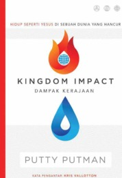 Cover Kingdom Impact oleh Putty Putman