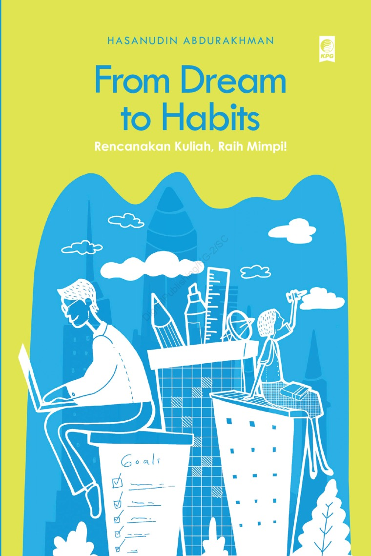 From Dream to Habits by Hasanudin Abdurakhman Digital Book