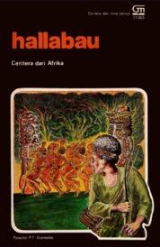 Cover Hallabau oleh Antonius Adiwiyoto