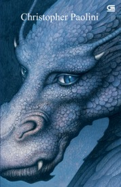 Cover Eragon oleh Christopher Paolini