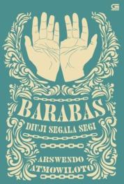 Barabas Diuji Segala Segi by Arswendo Atmowiloto Cover