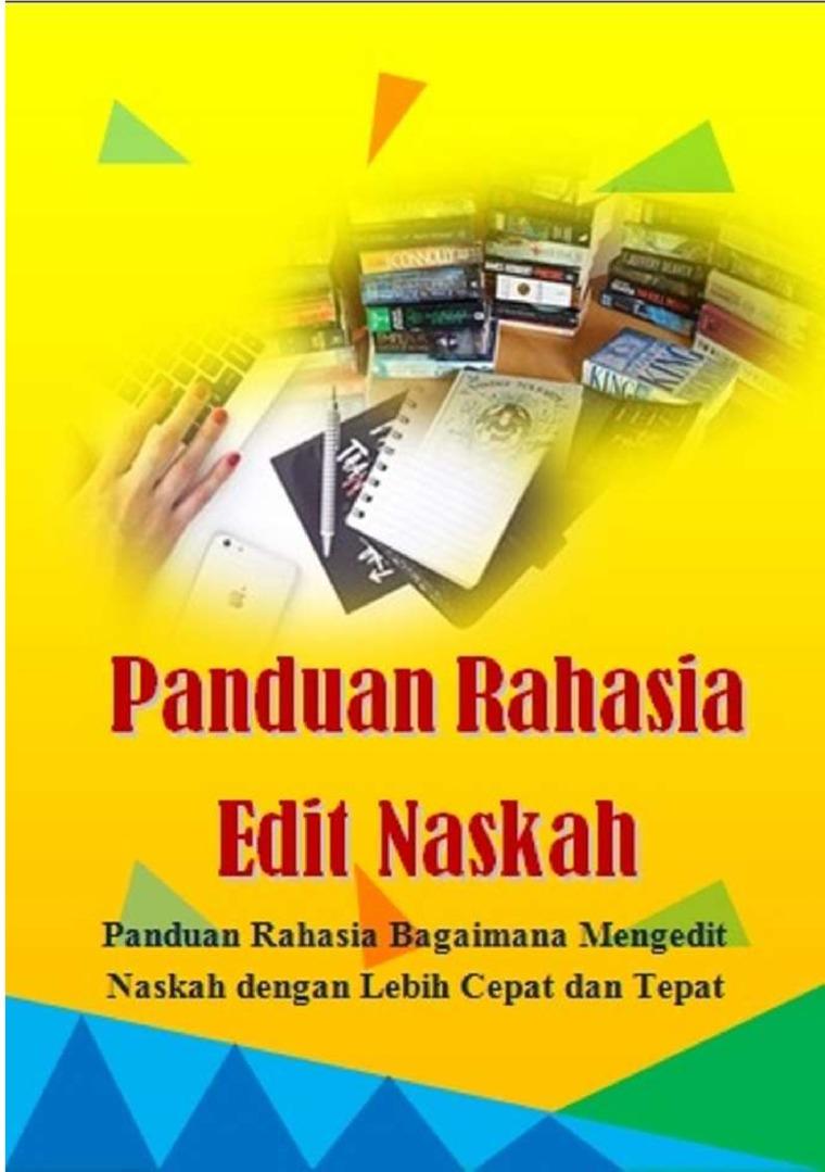 Buku Digital Panduan Rahasia Edit Naskah oleh Rasibook