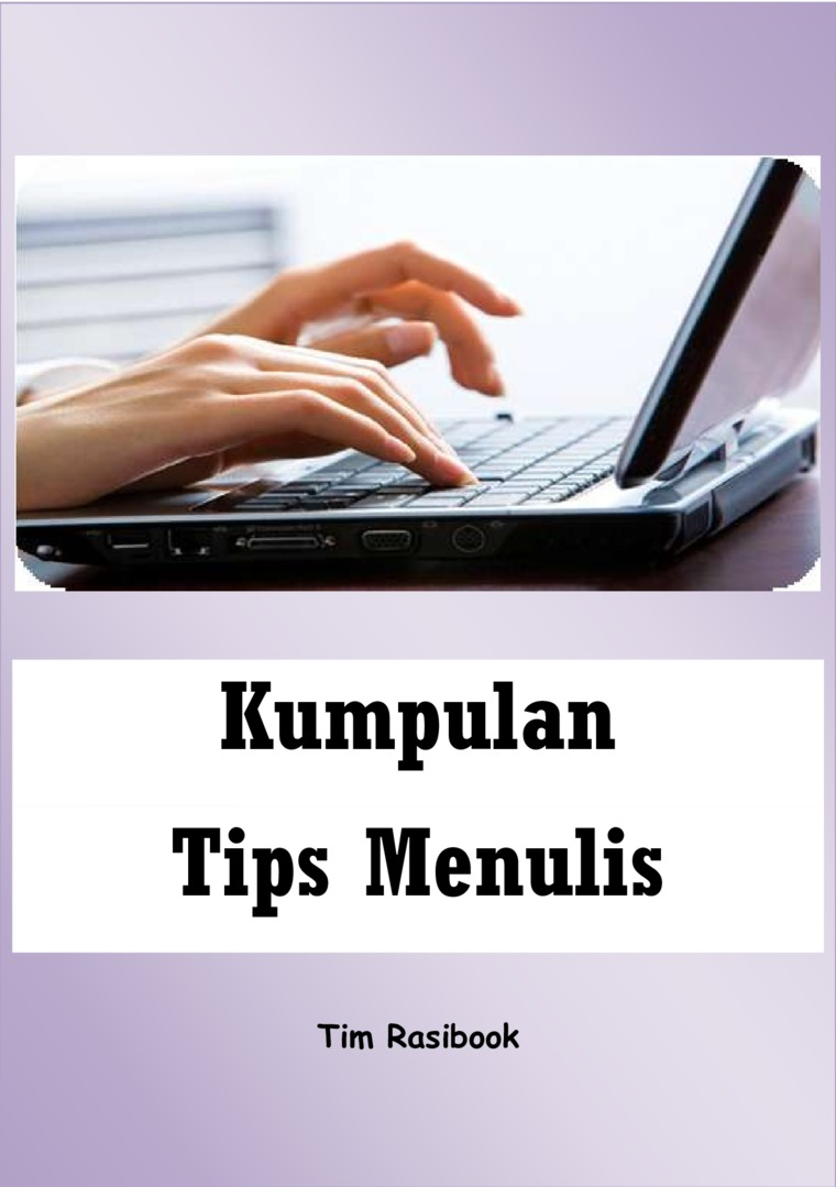 Kumpulan Tips Menulis by Rasibook Digital Book