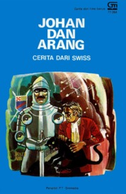 Johan dan Arang by Antonius Adiwiyoto Cover
