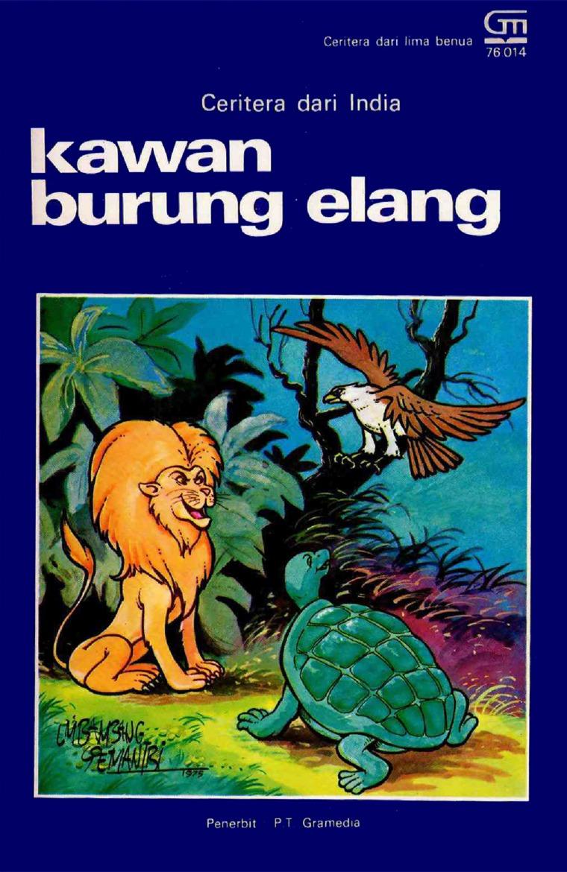 Buku Digital Kawan Burung Elang oleh Antonius Adiwiyoto