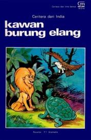 Cover Kawan Burung Elang oleh Antonius Adiwiyoto