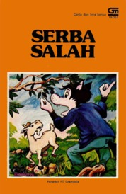 Serba Salah by Antonius Adiwiyoto Cover