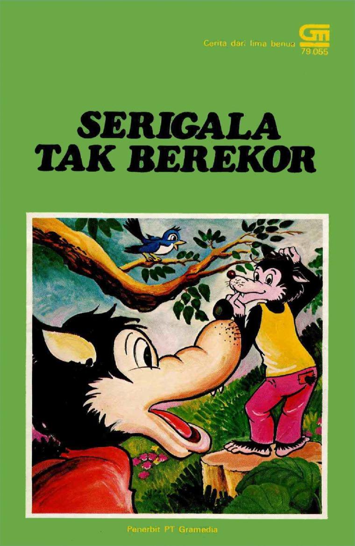 Serigala Tak Berekor by Antonius Adiwiyoto Digital Book