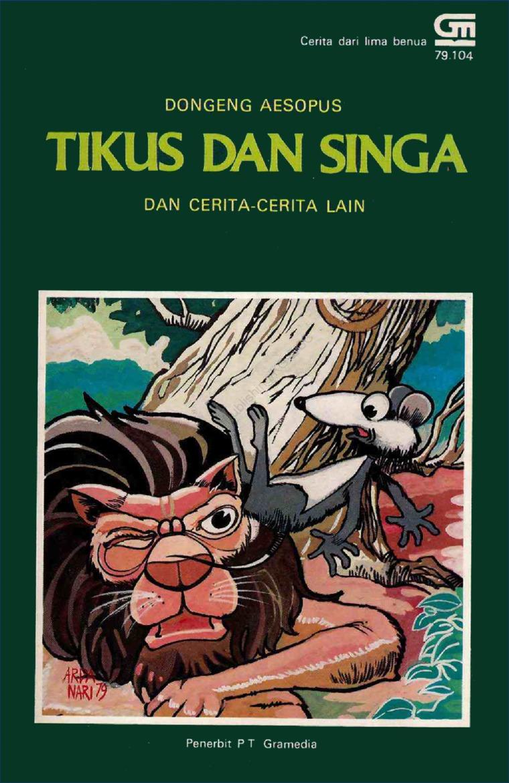 Tikus dan Singa by Antonius Adiwiyoto Digital Book