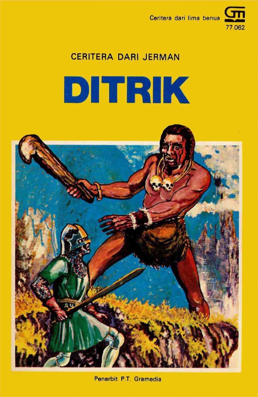 Ditrik by Antonius Adiwiyoto Digital Book