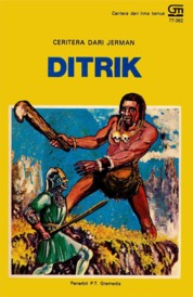 Ditrik by Antonius Adiwiyoto Cover