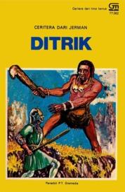 Cover Ditrik oleh Antonius Adiwiyoto