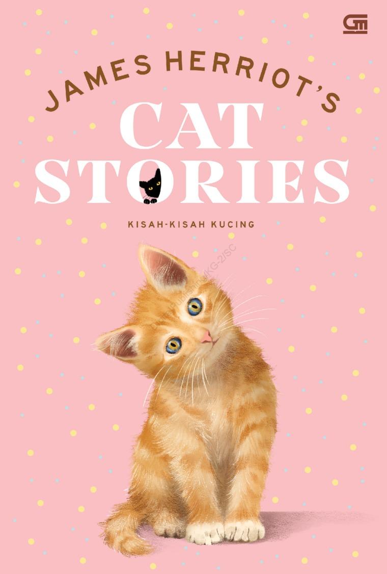 Buku Digital Kisah-Kisah Kucing (Cat Stories) oleh James Herriot