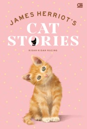 Cover Kisah-Kisah Kucing (Cat Stories) oleh James Herriot
